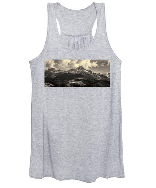 Mt. Sneffels Women's Tank Top