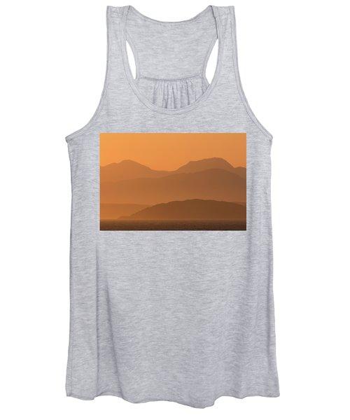 Mull Sunrise Women's Tank Top