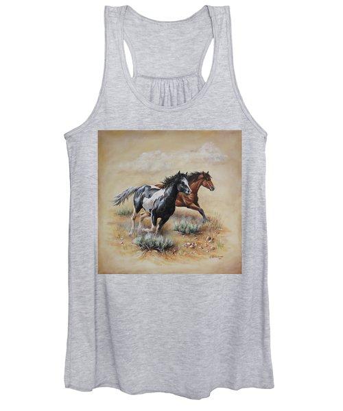 Mustang Glory Women's Tank Top