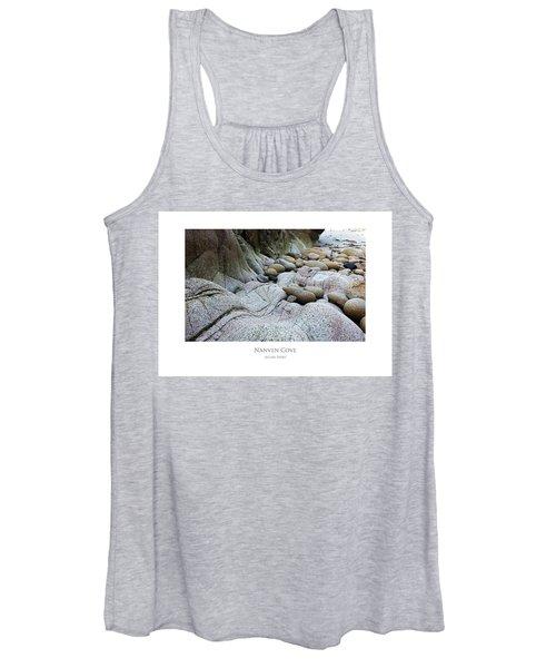 Nanven Cove Women's Tank Top