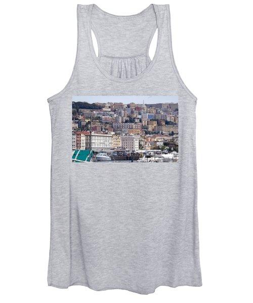 Naples In The Spring Women's Tank Top