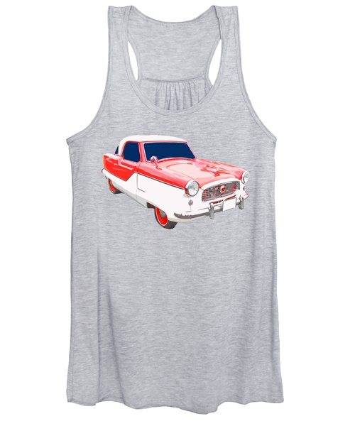 Women's Tank Top featuring the photograph Nash Metropolitan Tee by Edward Fielding