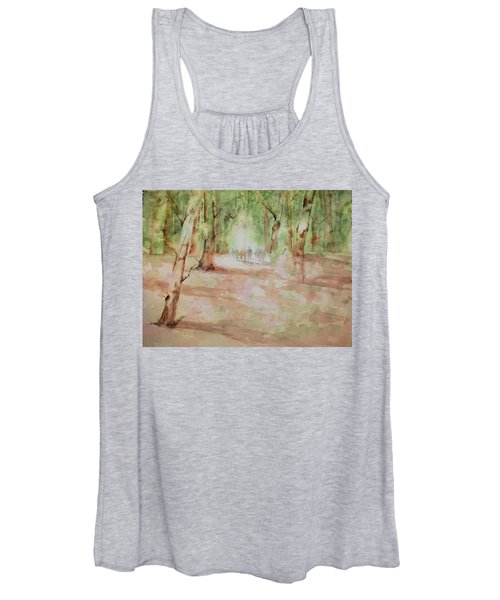 Nature At The Nature Center Women's Tank Top