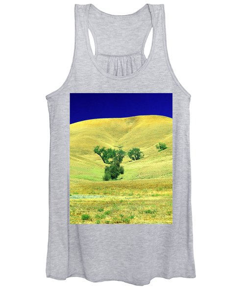 Natures Color Theory Women's Tank Top
