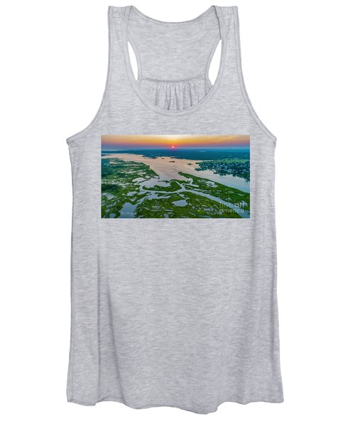 Natures Hidden Lines Women's Tank Top