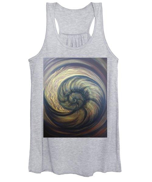 Nautilus Spiral Women's Tank Top