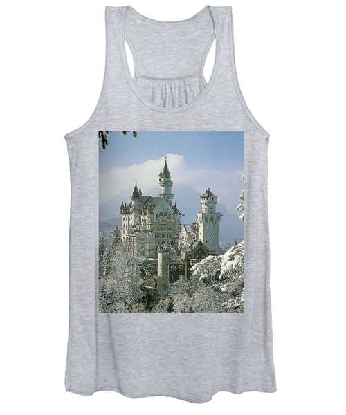 Neuschwanstein  Women's Tank Top