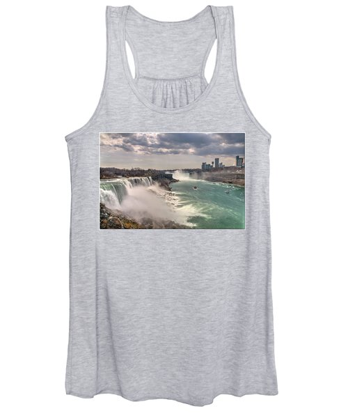 Niagra Waterfalls Women's Tank Top
