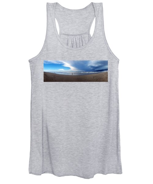 Nicki At Port Aransas Women's Tank Top