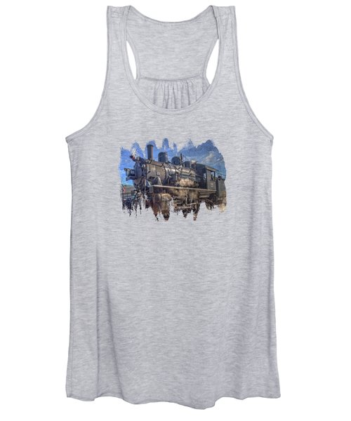 No. 25  Women's Tank Top