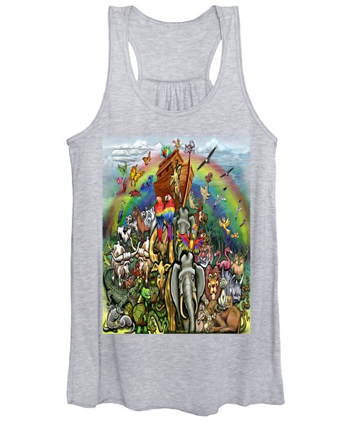 Noah's Ark Women's Tank Top