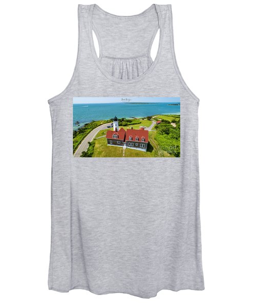 Nobska Light House  Women's Tank Top