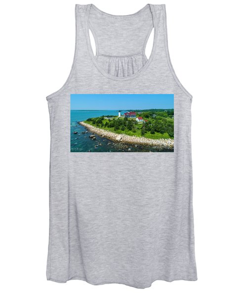 Nobska Lighthouse Women's Tank Top