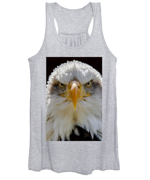 North American Bald Eagle  Women's Tank Top