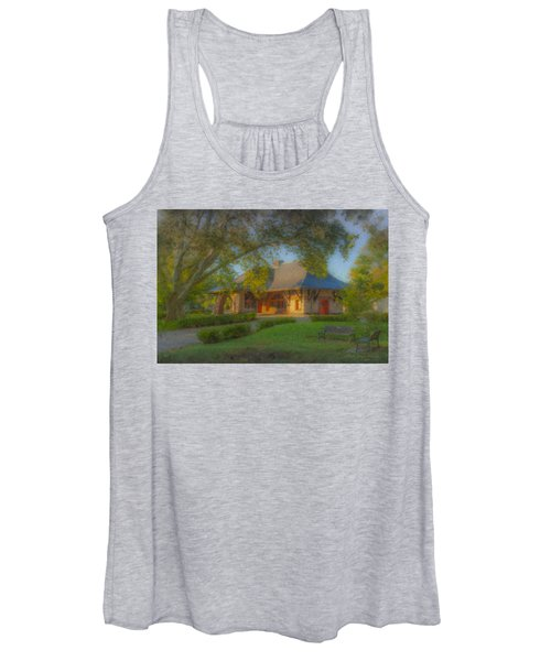 North Easton Train Station Women's Tank Top
