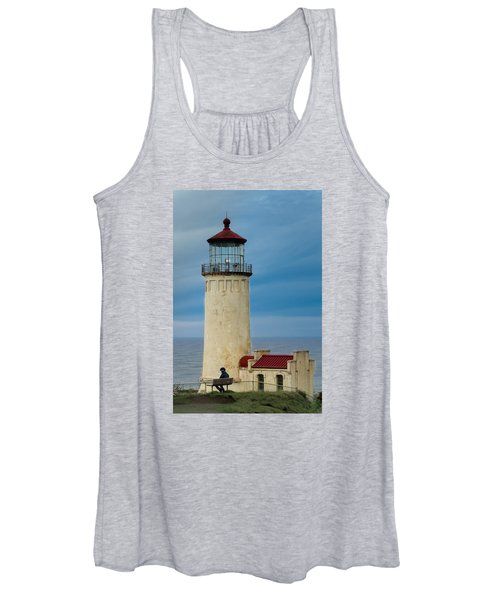North Head Lighthouse Women's Tank Top