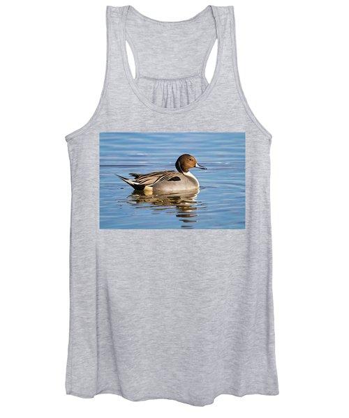 Northern Pintail Duck Women's Tank Top