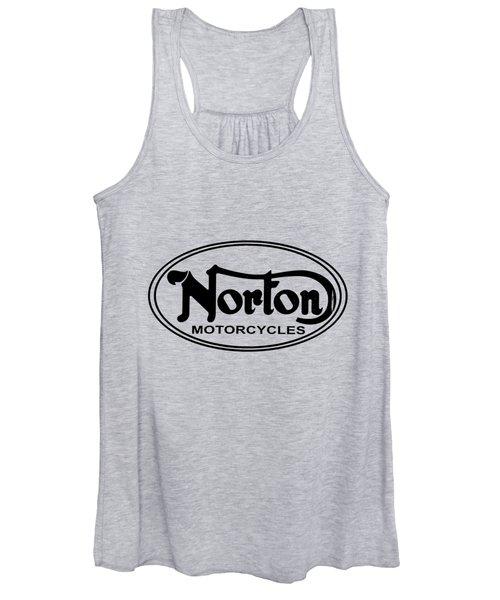 Norton Motorcycles Women's Tank Top