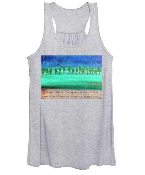 Not Everything Women's Tank Top