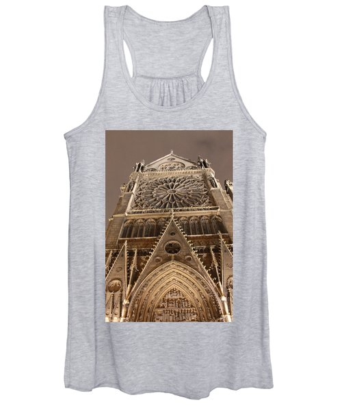 Notre Dame North Women's Tank Top