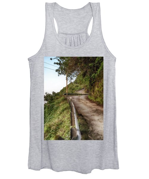 Nowhere But Up Women's Tank Top