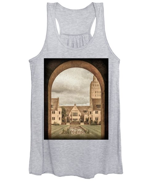 Oxford, England - Nuffield College Women's Tank Top