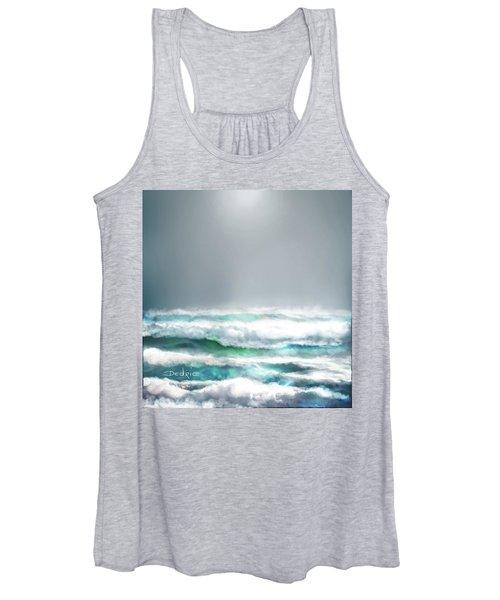 Ocean  Women's Tank Top