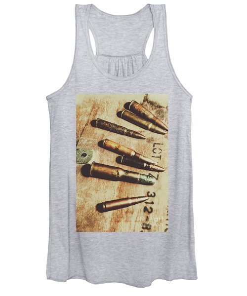 Old Ammunition Women's Tank Top