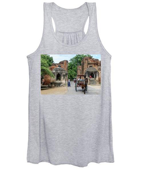 Old Bagan Women's Tank Top
