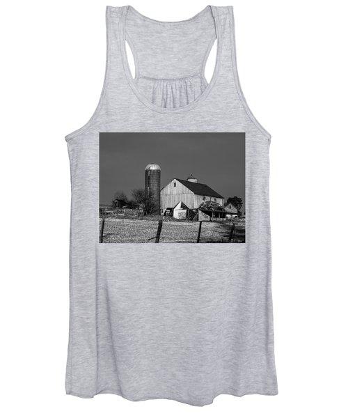 Old Barn 1 Women's Tank Top
