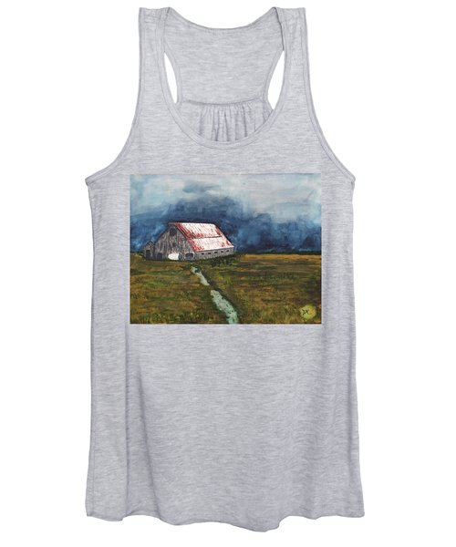 Old Barn Women's Tank Top