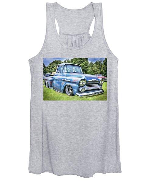 Old Blue Women's Tank Top