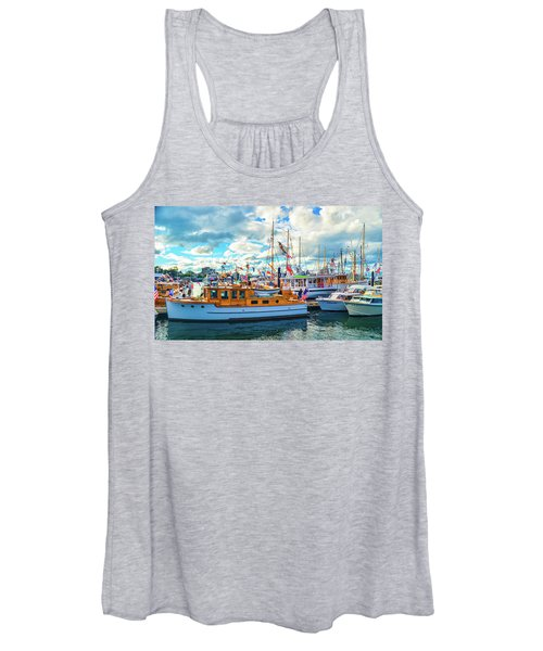 Old Boats Women's Tank Top