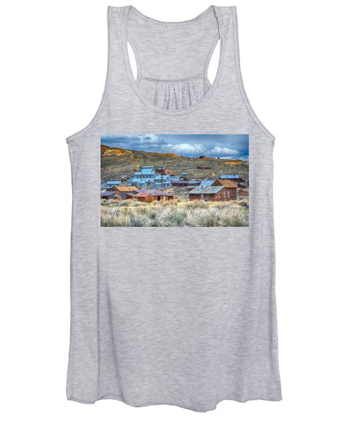 Old Bodie Gold Mining Town Women's Tank Top