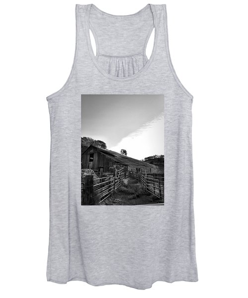 Old Borges Ranch Women's Tank Top