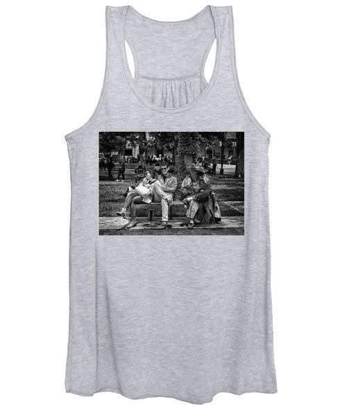 Old Meets New Women's Tank Top
