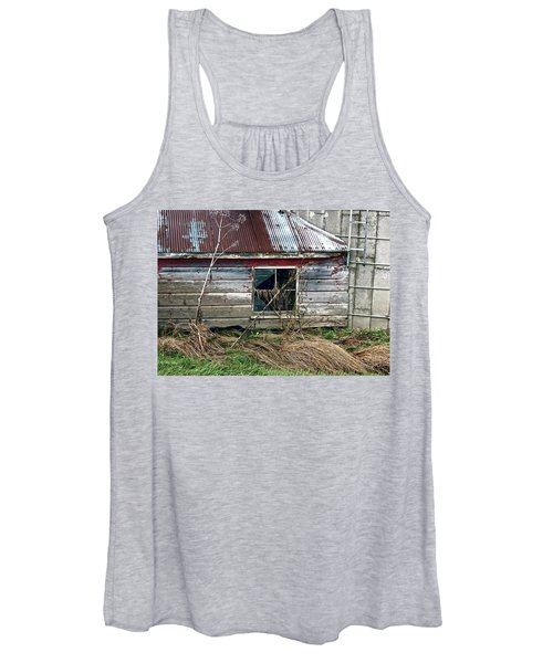 Old Pump House Women's Tank Top