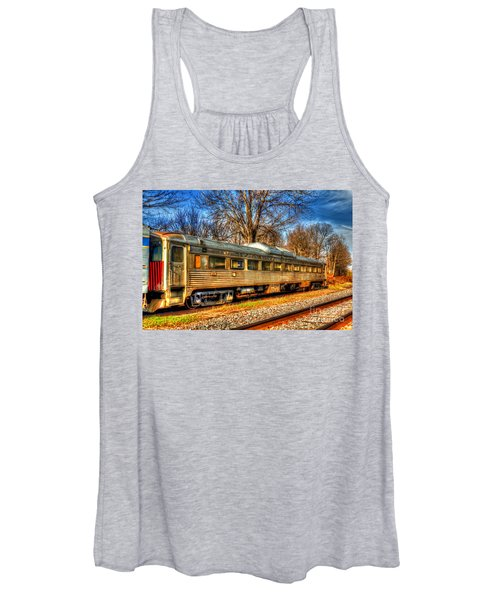 Old Rail Car Women's Tank Top