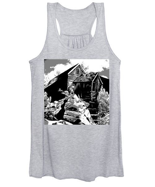 Old Rocky Mill Women's Tank Top