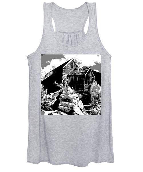 Old Rocky Mill Women's Tank Top