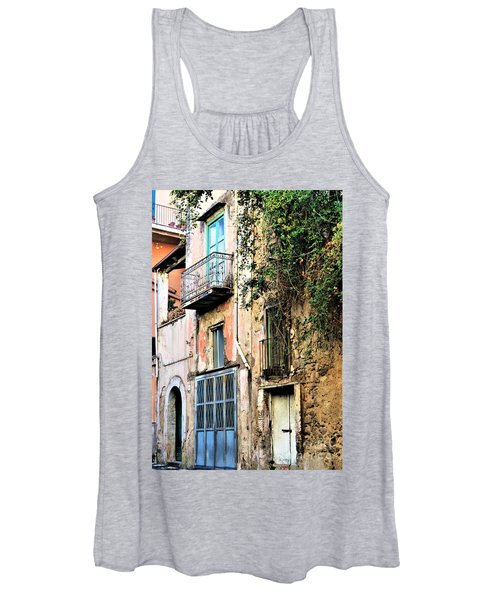 Old Sorrento Street Women's Tank Top
