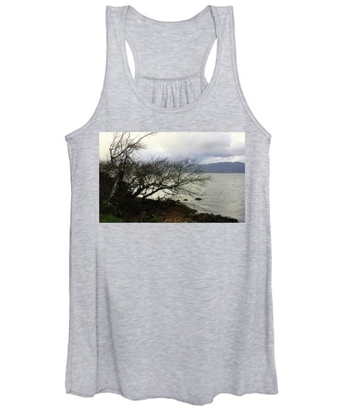 Old Tree By The Bay Women's Tank Top