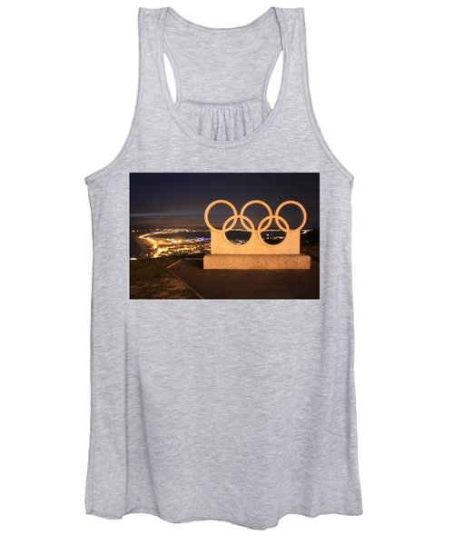 Olympic Rings Portland  Women's Tank Top