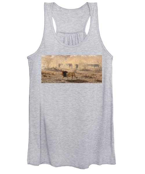 On Patrol Women's Tank Top
