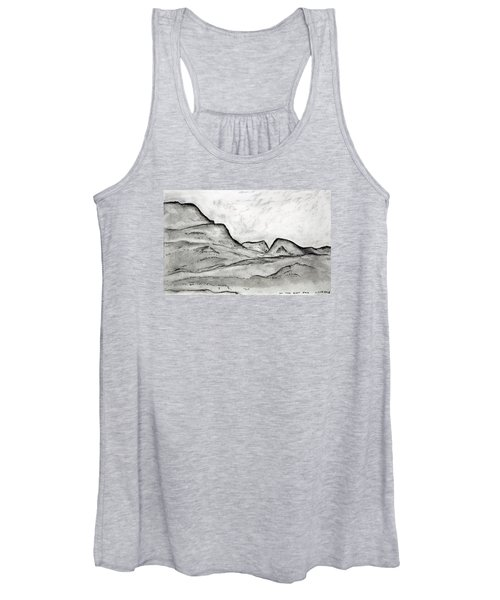 On The East Face Women's Tank Top