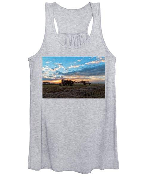 On The Farm Women's Tank Top