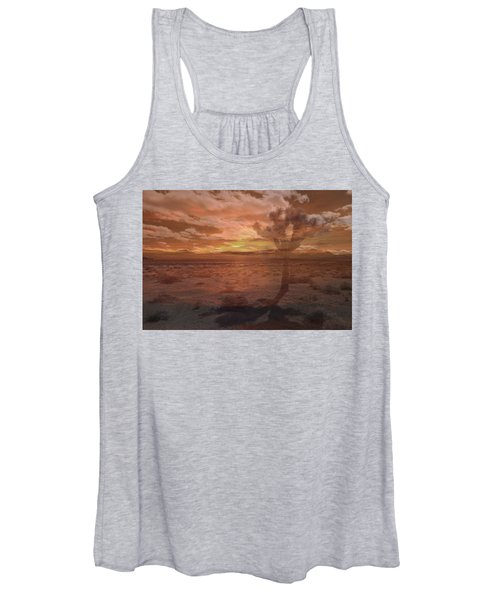 On The First Part Of The Journey Women's Tank Top