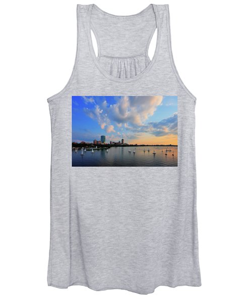 On The River Women's Tank Top