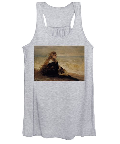 On The Seashore Women's Tank Top