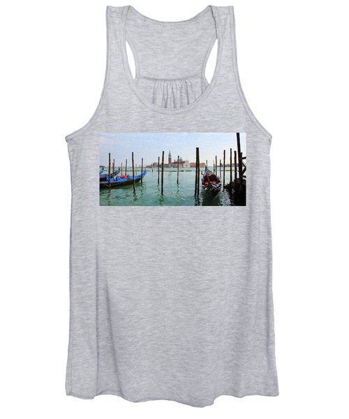On The Waterfront Women's Tank Top